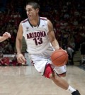 Photo: Luke Adams/Arizona Athletics Photography