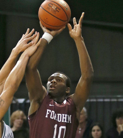 Manhattan Jaspers vs Fordham Rams basketball