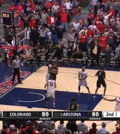 The Best Buzzer-Beaters of the 2013-14 College Basketball Season