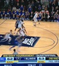 WATCH: Sterling Gibbs Buzzer-Beater Sends No. 1 Seed Villanova Home